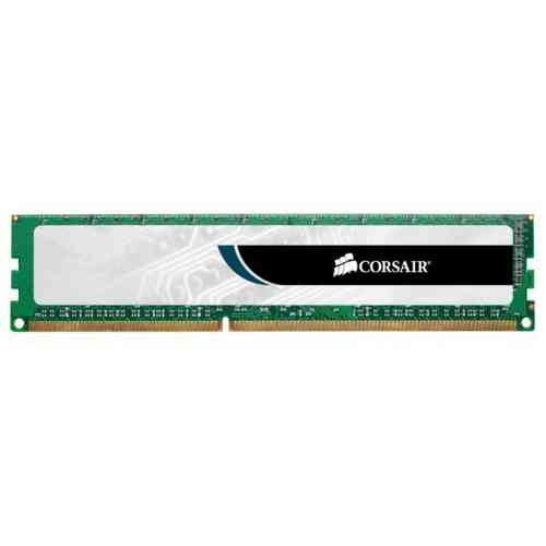 Corsair Value Select DDR3 1333 PC-10600 2Go CL9