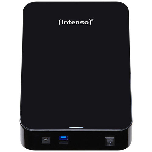 "Intenso Memory Center 8To 3.5"" USB 3.0 Negro"