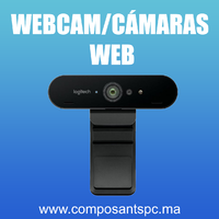 Webcam/Caméras Web