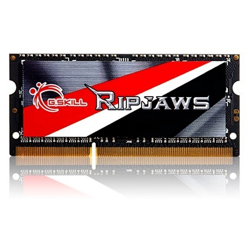 G.Skill Ripjaws DDR3 1600 PC3-12800 4GO CL9 SO