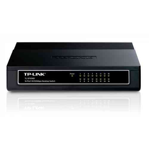 TP-Link TL-SF1016D Switch Commutateur 16 ports 10/100
