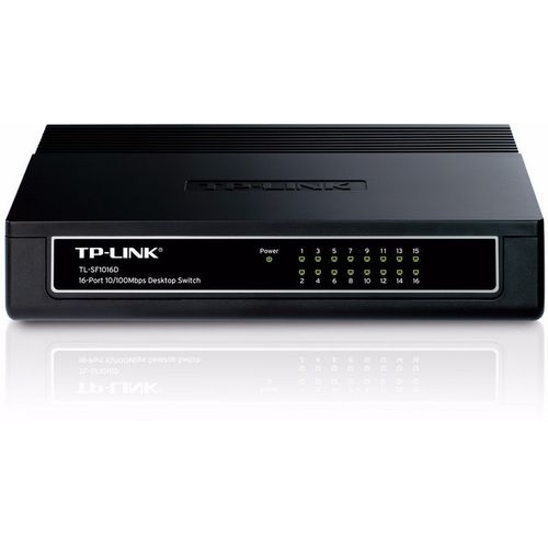 TP-Link TL- SG1016D Switch 16 ports Gigabit 10/100/1000
