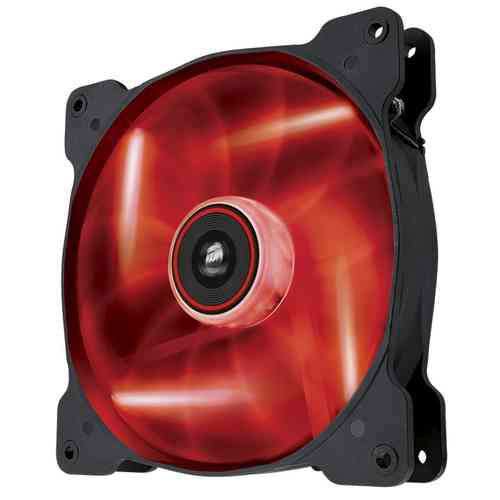 Corsair Air Séries AF140 140x140mm LED Rouge