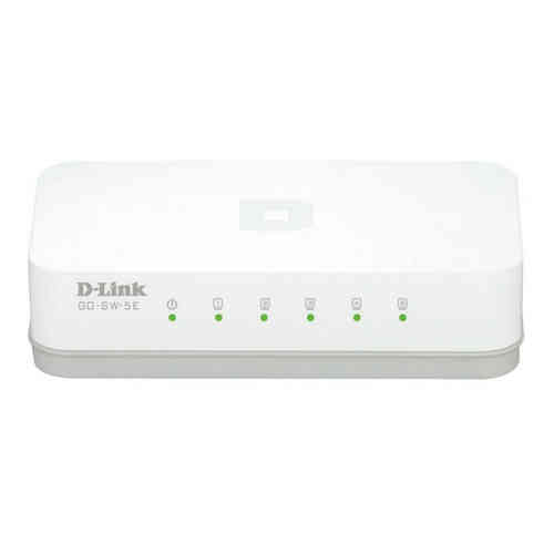 D-Link GO-SW-5E/E Switch 10/100 5 Ports