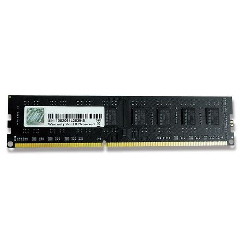 G.Skill Value DDR3 1600 PC3-12800 4Go CL11