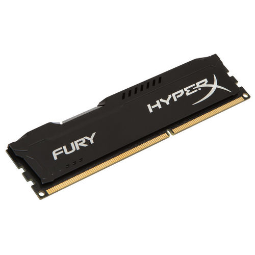 Kingston HyperX Fury Black DDR3 1866MHz 8Go CL10