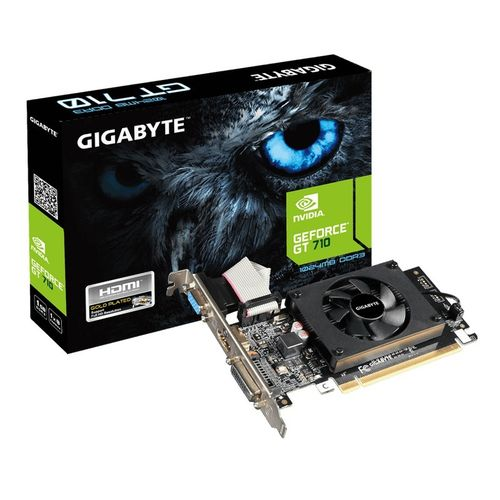 Gigabyte GeForce GT 710 1GO DDR3