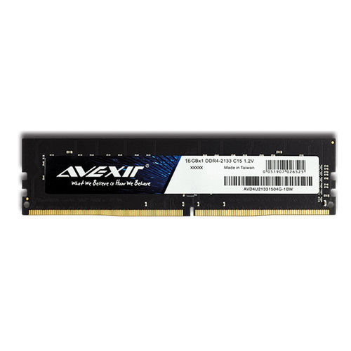 Avexir Budget DDR4 2133 PC4-17000 16GB CL15