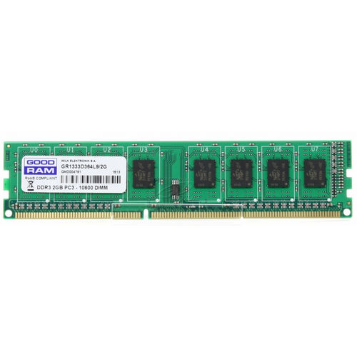GoodRam DDR3 1333MHz 2Go CL9