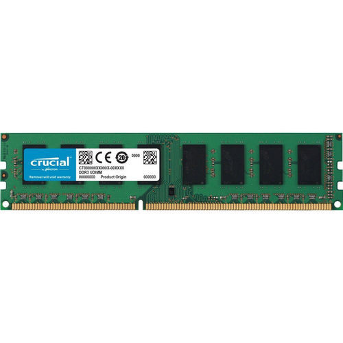 Crucial CT102464BD160B DDR3 1600 PC3-12800 8GO CL11