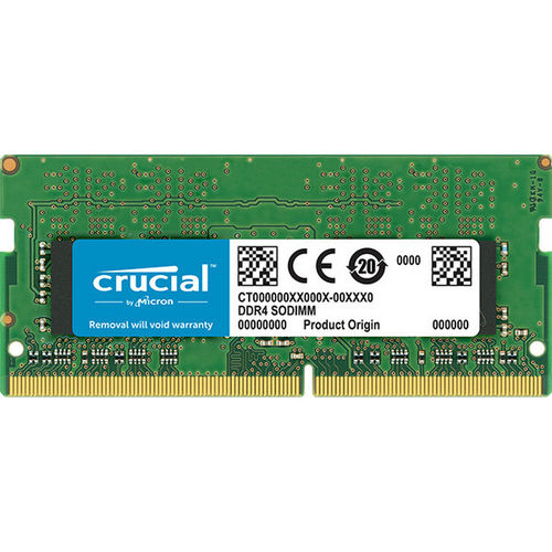 Crucial SO-DIMM DDR4 2400 PC4-19200 4Go CL17
