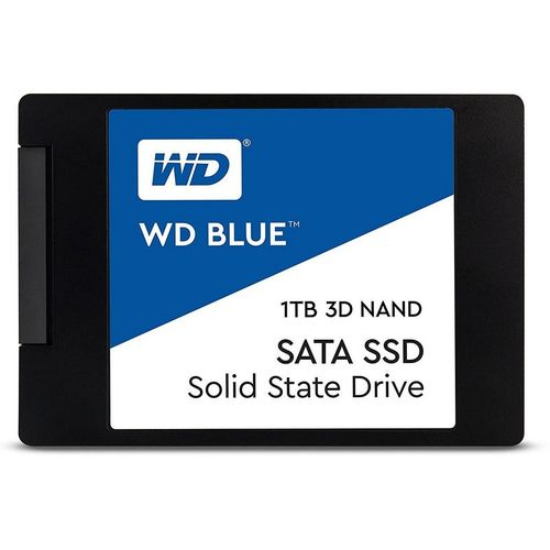 WD Blue 3D Nand SSD SATA 1To