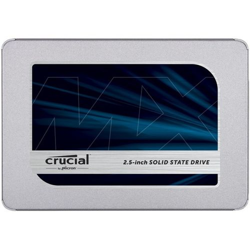 Crucial MX500 SSD 2TO SATA3