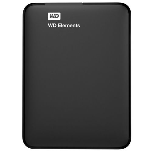 "WD Elements 2To 2.5"" USB 3.0 Negro"