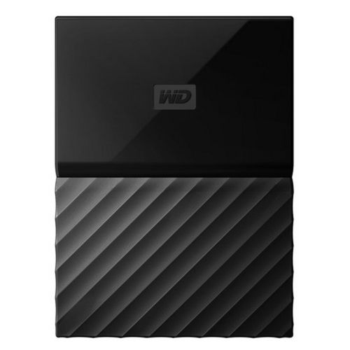 "WD My Passport 4To 2.5"" USB 3.0 Noir"