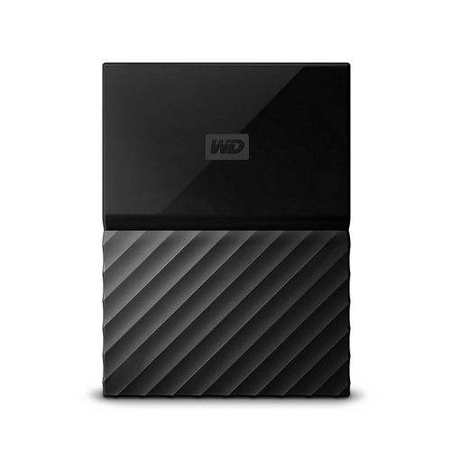 "WD My Passport 1To 2.5"" USB 3.0 Noir"
