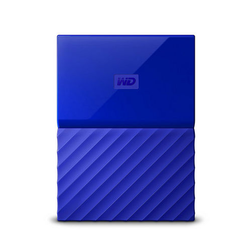 "WD My Passport 1To 2.5"" USB 3.0 Blue"
