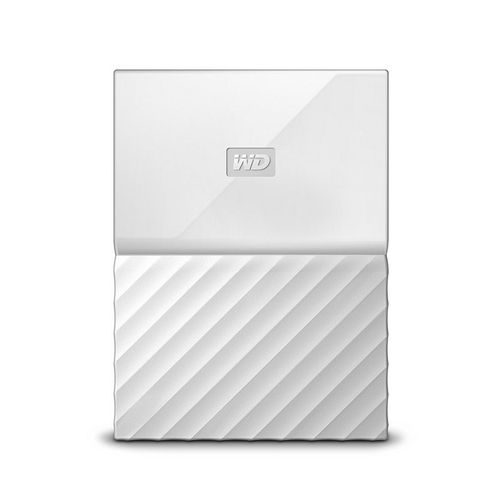 "WD My Passport 1To 2.5"" USB 3.0 Blanche"