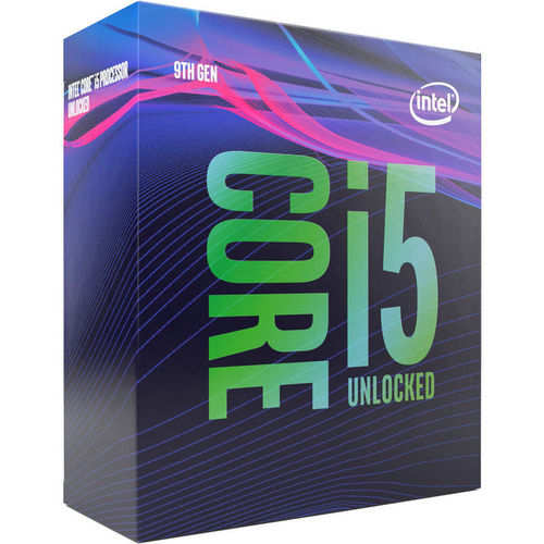 Intel Core i5-9600K 3.7Ghz