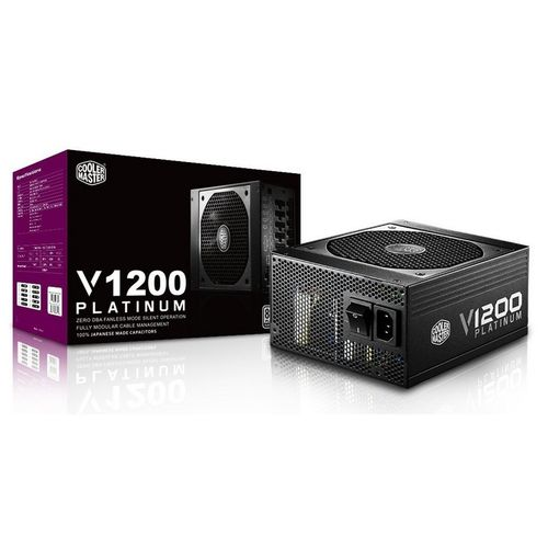 Cooler Master V Series 1200W 80Plus Platinum Full Modular