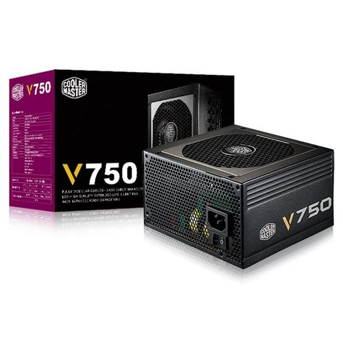 Cooler Master V Series 750W 80 Plus Gold Full Modular