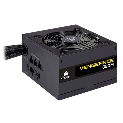 Corsair Vengeance 650M 650W 80 Plus Silver Semi Modular
