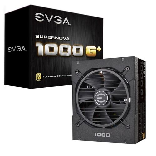 EVGA SuperNOVA 1000 G1+ 1000W 80 Plus Gold Modular