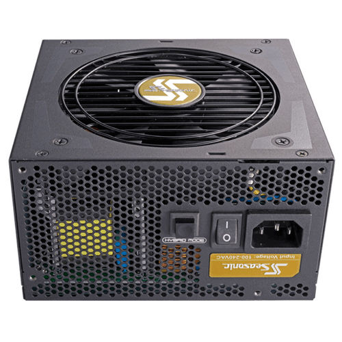 Seasonic Focus+ 850W 80 Plus Gold Modular