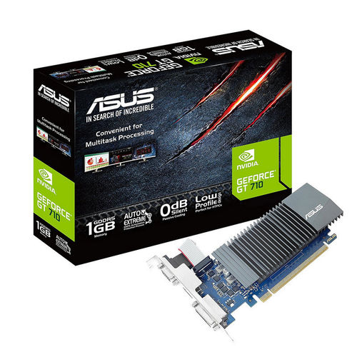 Asus GeForce GT 710 1GB GDDR5 LP