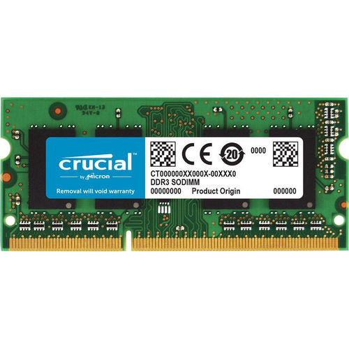 Memoria Ram para Mac Crucial DDR3 1066 PC3-8500 4GB CL7
