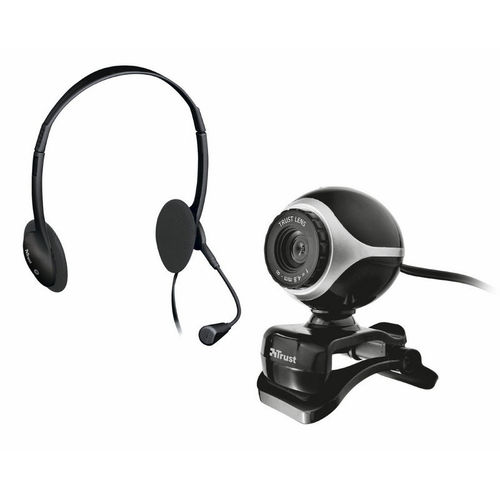 Trust Exis Chatpack Webcam + Auriculares
