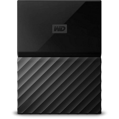 WD My Passport 2 TB USB 3.1 Noir