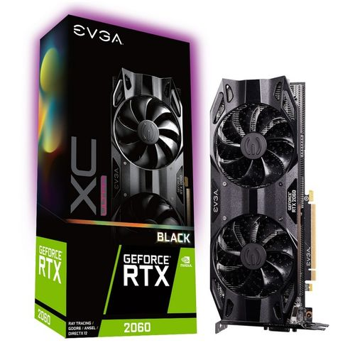 EVGA GeForce RTX 2060 XC Ultra Gaming Black 6GO GDDR6