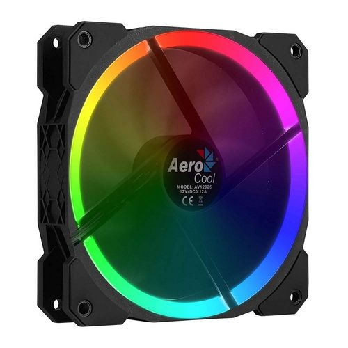 Aerocool Orbit Ventilador RGB 120mm