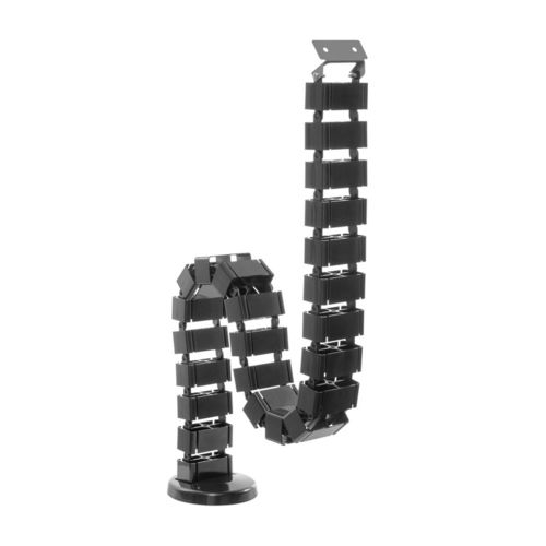 Equip Cable Spine Cable Organizer Black