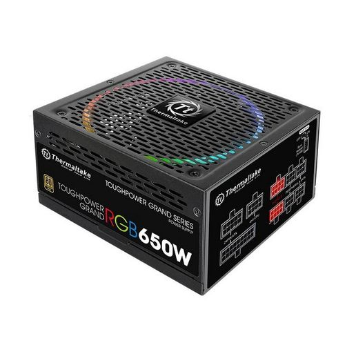 Thermaltake Toughpower Grand RGB 650W 80 Plus Gold Full Modular