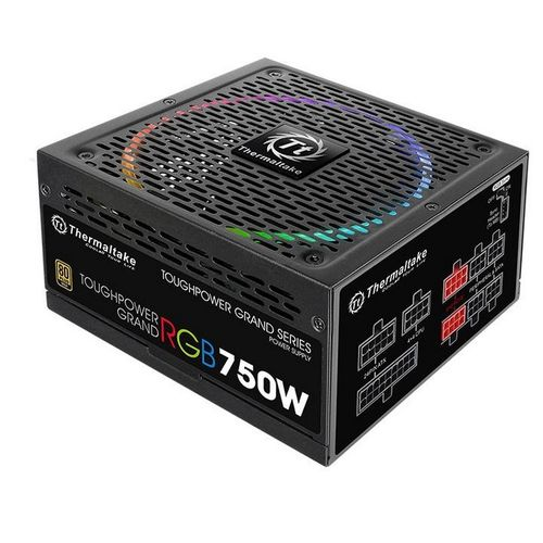Thermaltake Toughpower Grand RGB 750W 80 Plus Gold Full Modular