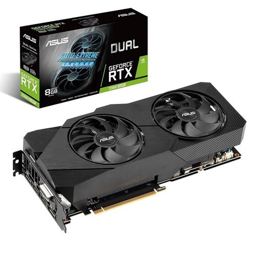 Asus GeForce RTX 2060 Super EVO Dual 8GB GDDR6