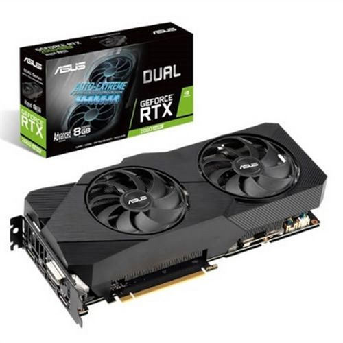 Asus Dual GeForce RTX 2060 SUPER EVO V2 Advanced Edition 8GB GDDR6