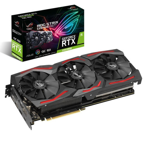 Asus ROG Strix GeForce RTX 2060 Super OC Edition 8GB GDDR6