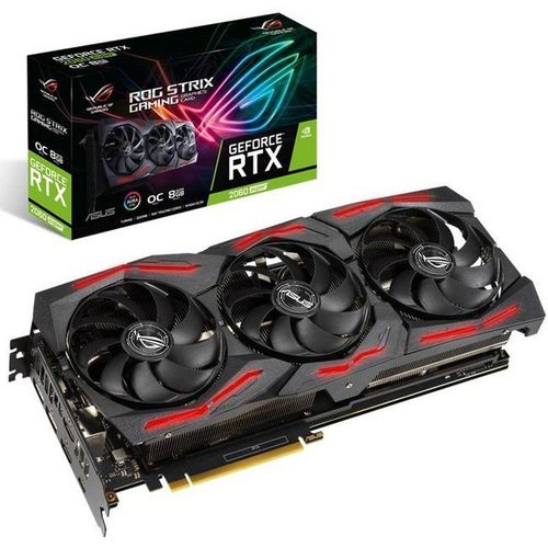 Asus ROG Strix GeForce RTX 2060 SUPER EVO OC 8GB GDDR6