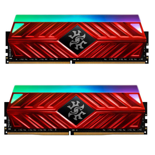 Adata XPG Spectrix D41 RGB DDR4 3000 PC4-24000 16GB 2x8GB CL16 Rojo