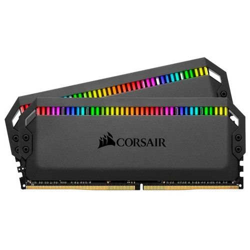 Corsair Dominator Platinum RGB DDR4 3200 PC4-25600 32GB 2x16GB CL16