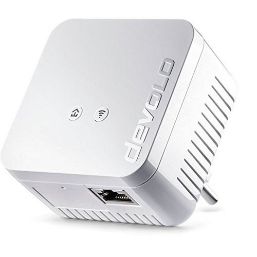 Devolo dLAN 550 WiFi PLC Adaptador Powerline