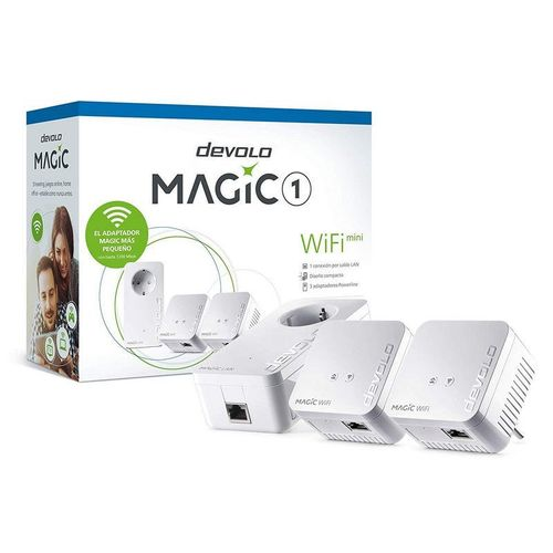 Devolo Magic 1 WiFi Mini Multiroom Kit Powerline 1200Mbps