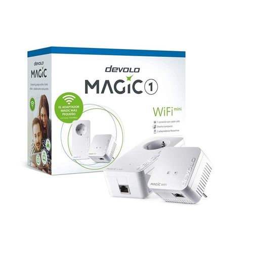Devolo Magic 1 WiFi Mini Kit Powerline 1200Mbps